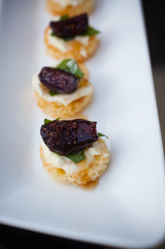 Beautiful Bites by Componere Fine Catering - Napa Valley Wedding by Rosemary Events