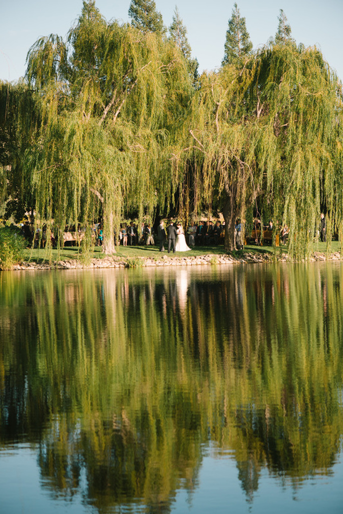Napa Valley Wedding at Black Swan Lake by Rosemary Events