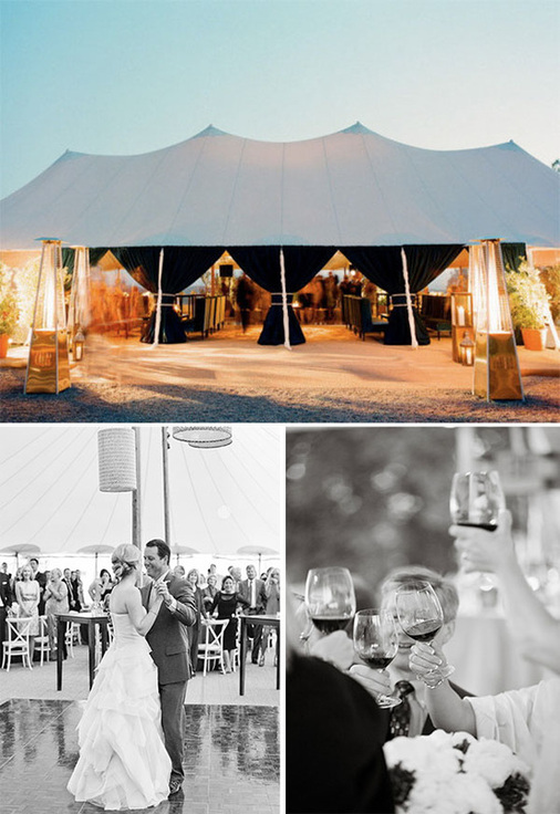 Chalk Hill Estate Wedding, Healdsburg Wedding, Style Me Pretty