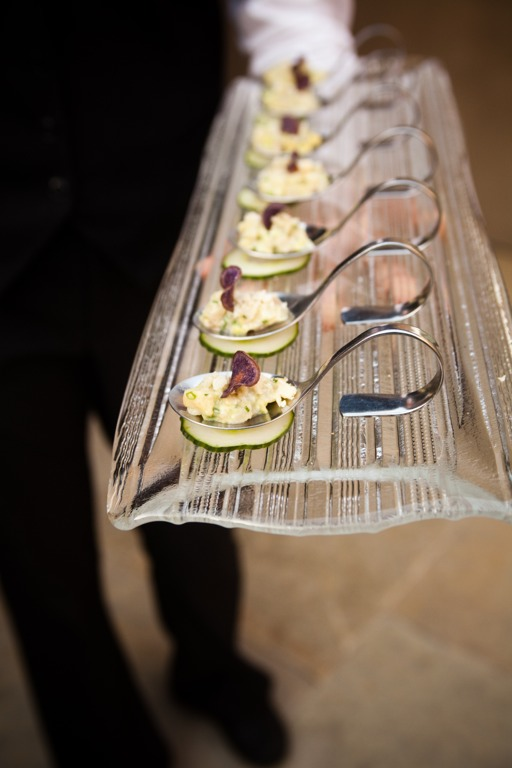 Passed Hors d'oeuvres by Componere Fine Catering