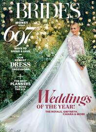 Brides Magazine Best Planners in America - Rosemary Events