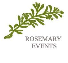 Rosemary Events - Wedding & Event Producer - California, Napa Valley, Worldwide