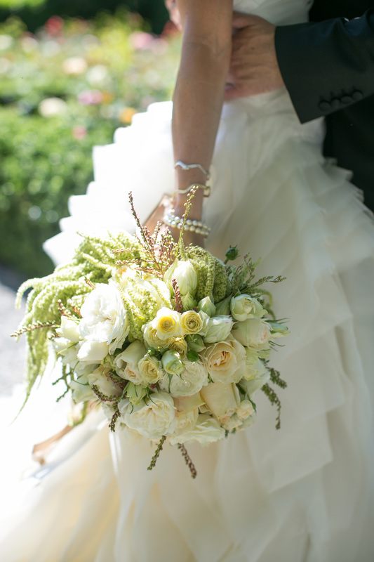 Wedding Bouquet by Nicole Sillapere. www.rosemaryevents.com,